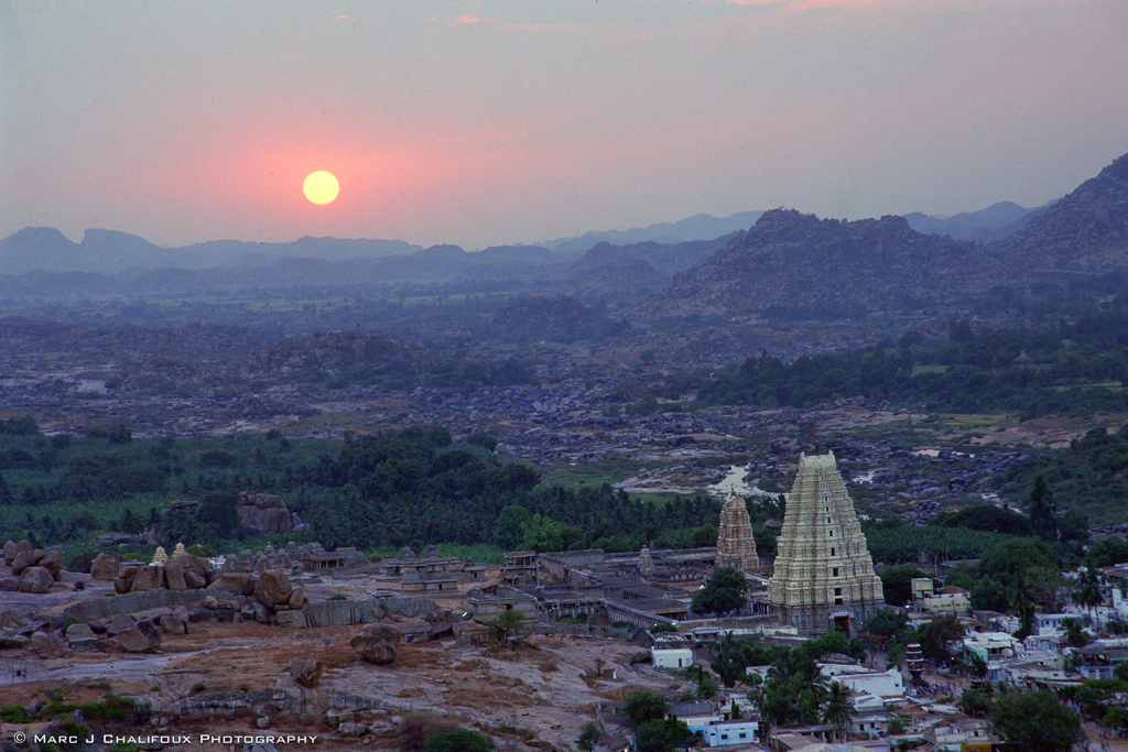 Hampi India  City new picture : The Ruins at Hampi, India